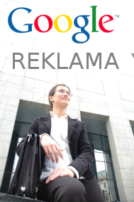 GOOGLE reklama AdWords